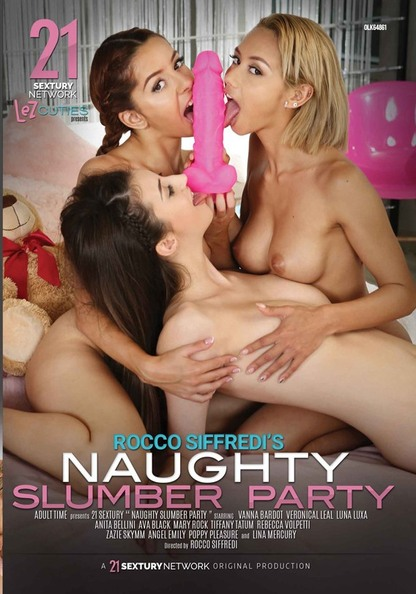 Naughty Slumber Party