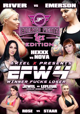 Winner Fucks Loser 4 - Lez-Edition