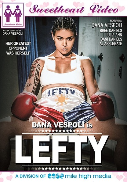 Dana Vespoli Is Lefty