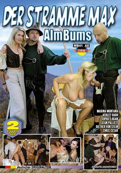 Der stramme Max: Almbums