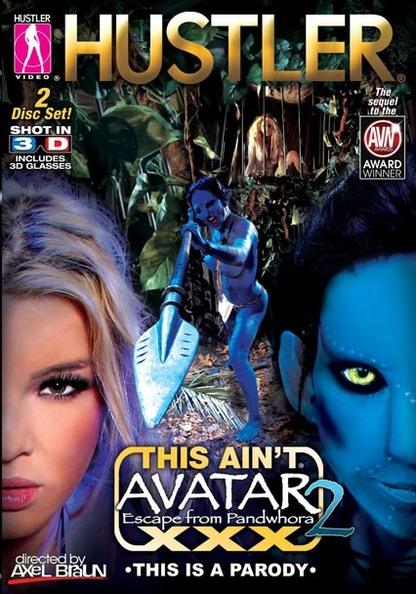 This Ain't Avatar XXX 2 (2D + 3D)