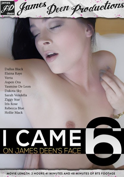 I Came On James Deen's Face 6