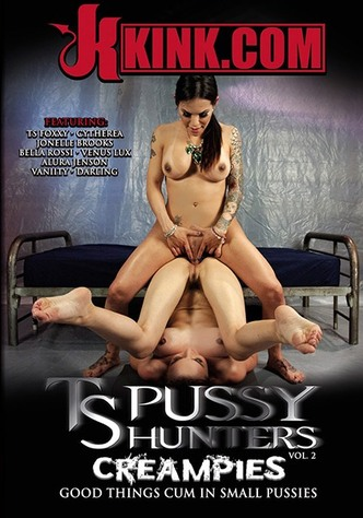TS Pussy Hunters 2: Creampies