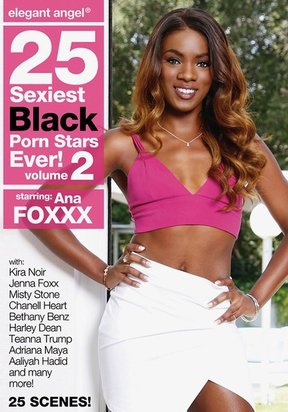25 Sexiest Black Porn Stars Ever 2