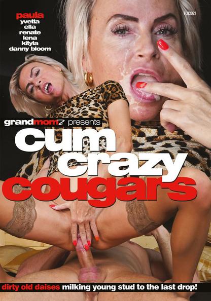 Cum Crazy Cougars