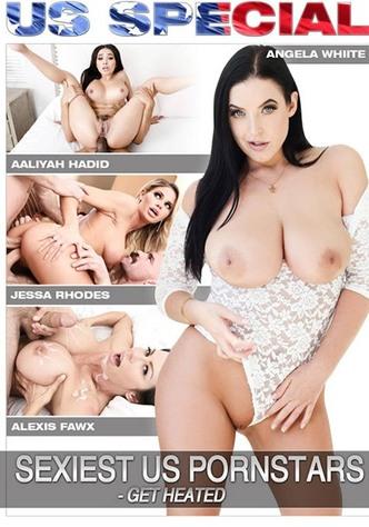 Sexiest Us Pornstars