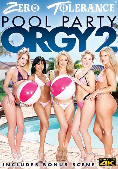 Pool Party Orgy 2