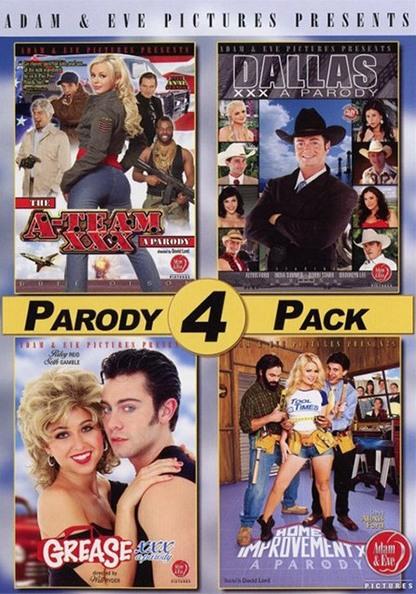 Parody 4 Pack