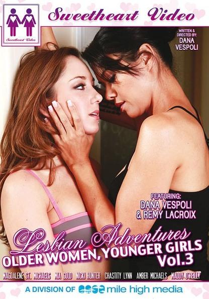 Lesbian Adventures: Older Women, Younger Girls 3