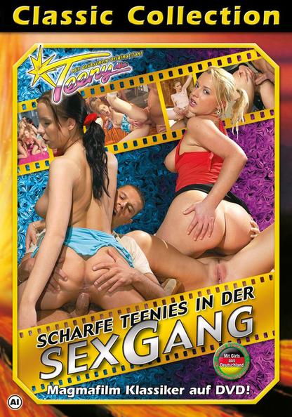 Scharfe Teenies in der Sex-Gang - Classic Collection