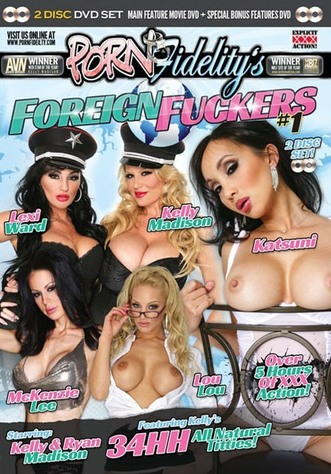 Foreign Fuckers - 2 Disc Set