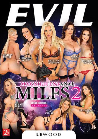 Magnificent Anal MILFs 2 - 2 Disc Set