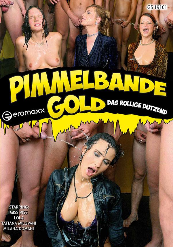 Pimmelbande Gold: Das rollige Dutzend
