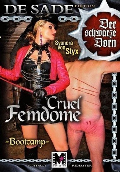 Cruel Femdome: Bootcamp