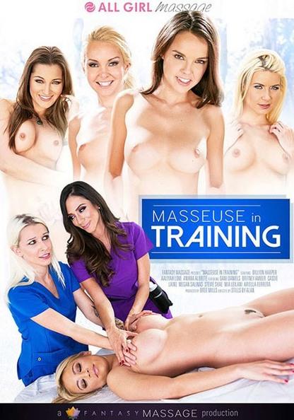 Masseuse In Training