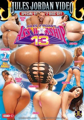Ass Worship 13 - Special Edition 2 Disc Set