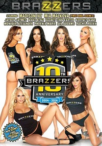 Brazzers 10th Anniversary 2004-2014