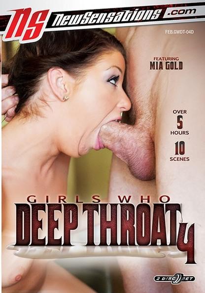 Girls Who Deep Throat 4