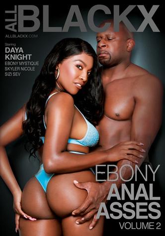 Ebony Anal Asses 2